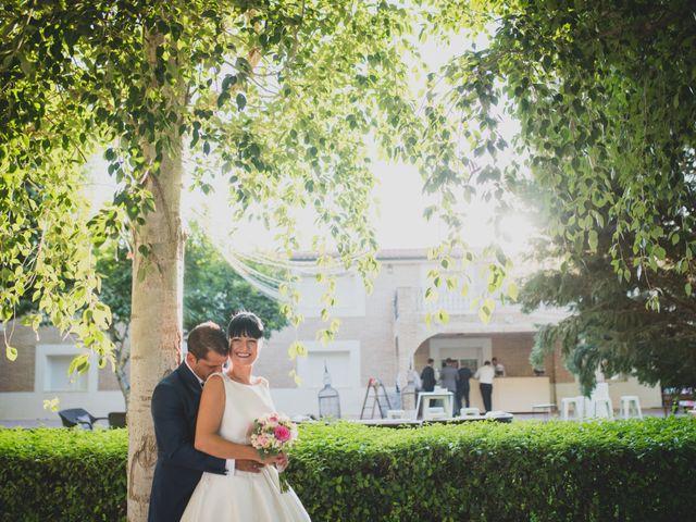 La boda de Iván y Marta en Aranjuez, Madrid 100