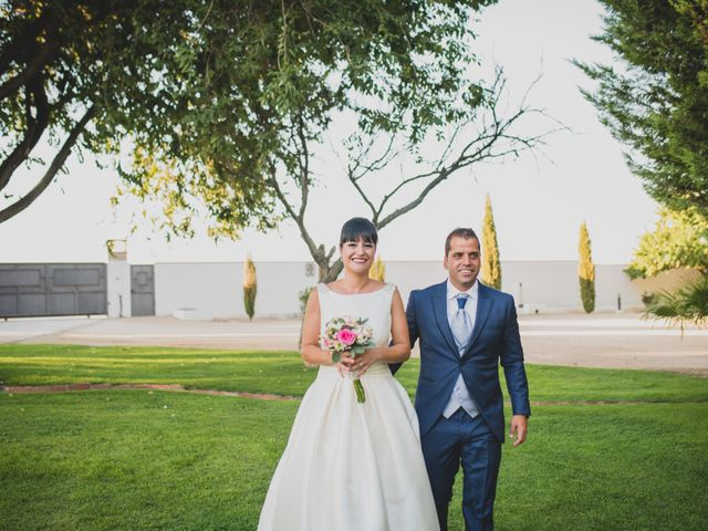 La boda de Iván y Marta en Aranjuez, Madrid 104