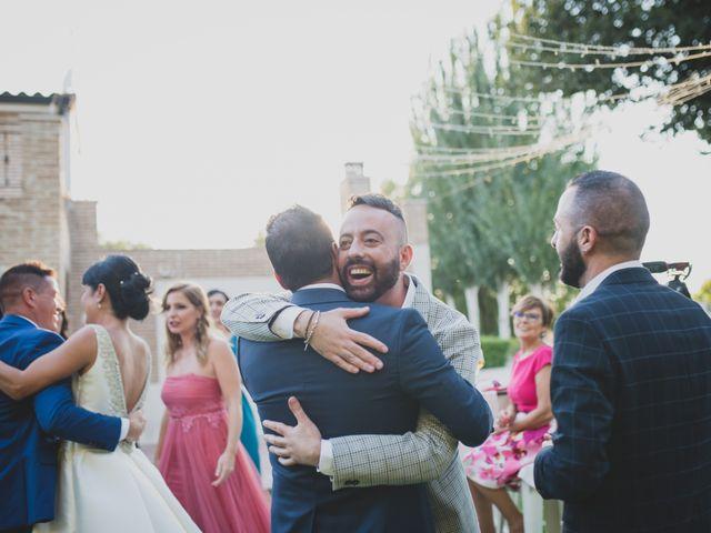La boda de Iván y Marta en Aranjuez, Madrid 106