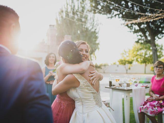 La boda de Iván y Marta en Aranjuez, Madrid 107