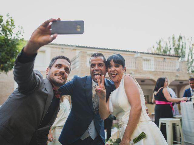 La boda de Iván y Marta en Aranjuez, Madrid 112