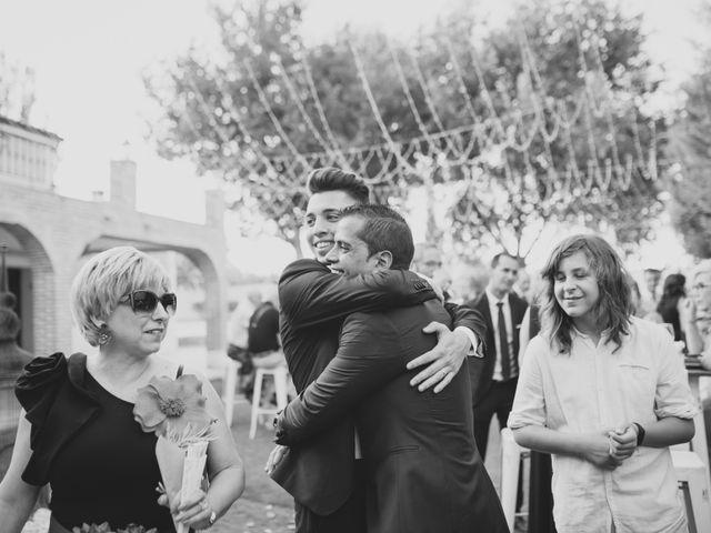 La boda de Iván y Marta en Aranjuez, Madrid 114
