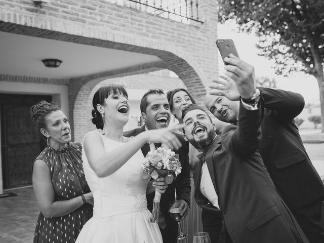 La boda de Iván y Marta en Aranjuez, Madrid 115