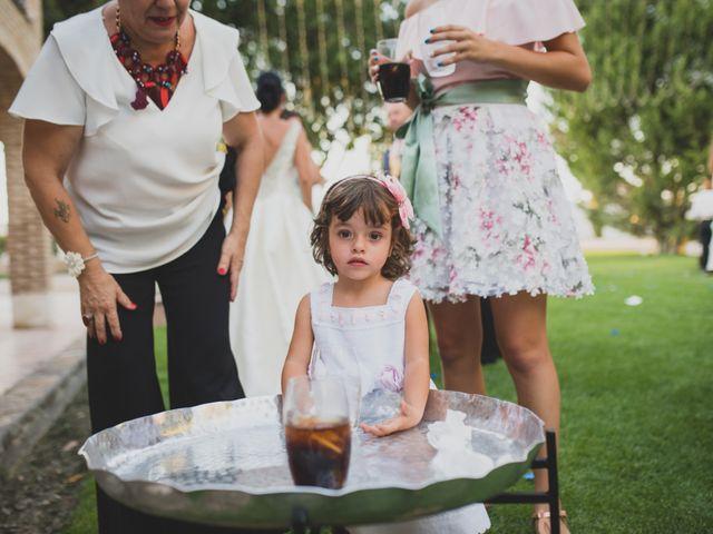 La boda de Iván y Marta en Aranjuez, Madrid 116