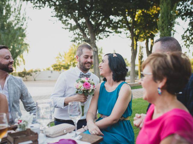 La boda de Iván y Marta en Aranjuez, Madrid 117