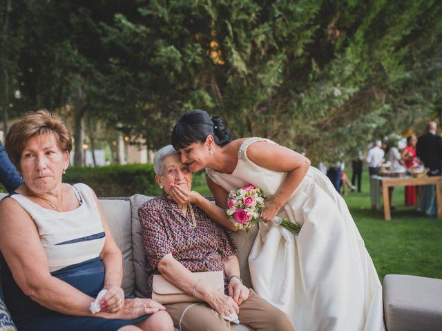 La boda de Iván y Marta en Aranjuez, Madrid 123