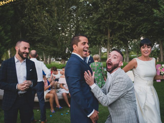 La boda de Iván y Marta en Aranjuez, Madrid 132