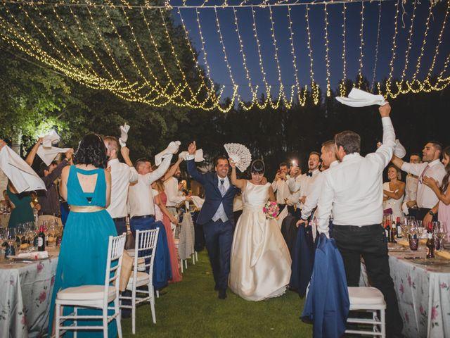La boda de Iván y Marta en Aranjuez, Madrid 140