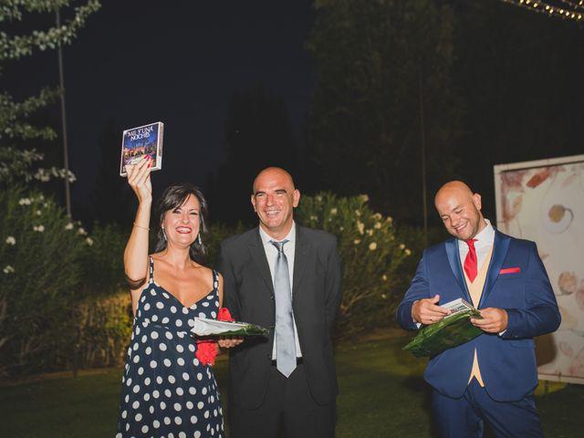 La boda de Iván y Marta en Aranjuez, Madrid 143