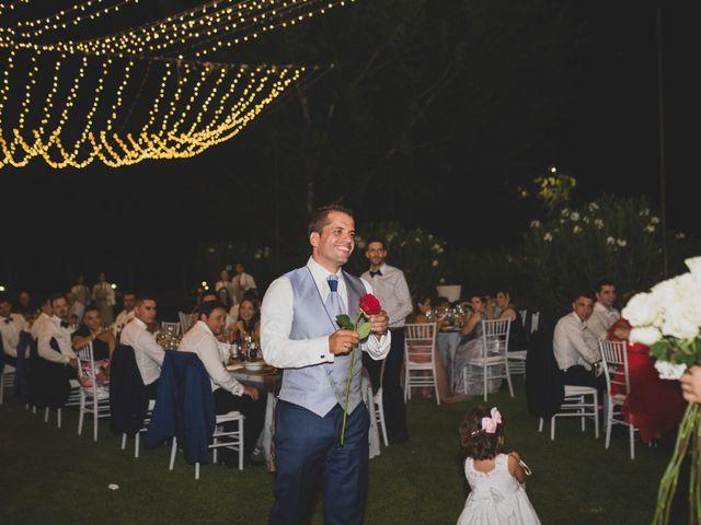 La boda de Iván y Marta en Aranjuez, Madrid 148