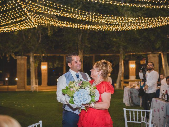 La boda de Iván y Marta en Aranjuez, Madrid 152