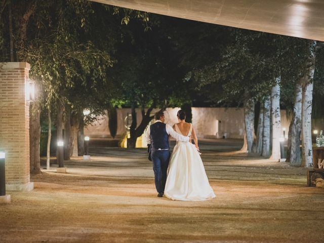 La boda de Iván y Marta en Aranjuez, Madrid 161