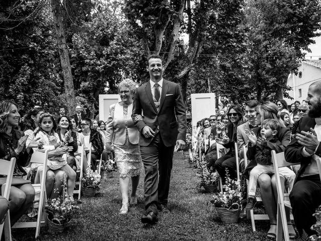 La boda de Jana y Sergio en Zaragoza, Zaragoza 19