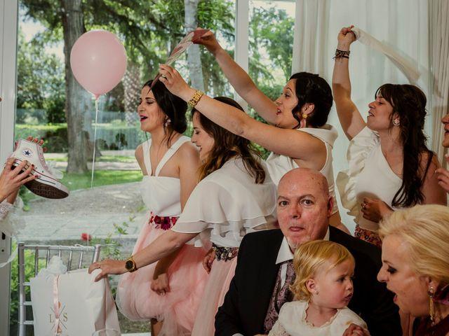 La boda de Jana y Sergio en Zaragoza, Zaragoza 39