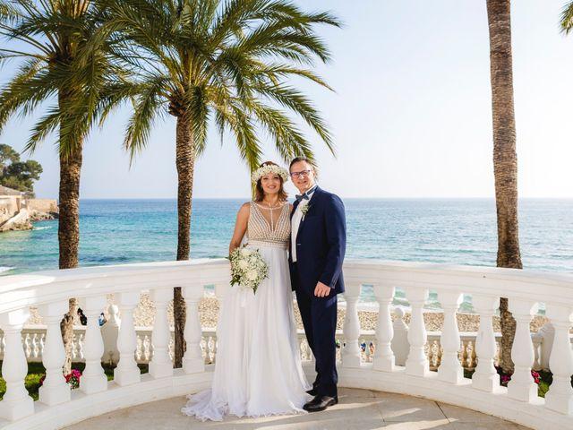 La boda de Gines y Asma en Palma De Mallorca, Islas Baleares 28