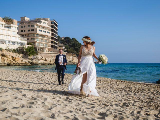 La boda de Gines y Asma en Palma De Mallorca, Islas Baleares 30