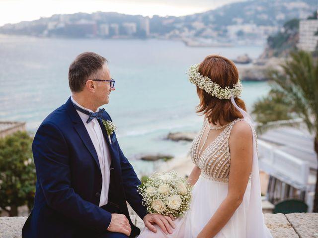 La boda de Gines y Asma en Palma De Mallorca, Islas Baleares 34