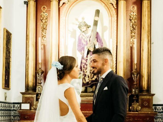 La boda de Isaac y Amanda en La Linea De La Concepcion, Cádiz 1