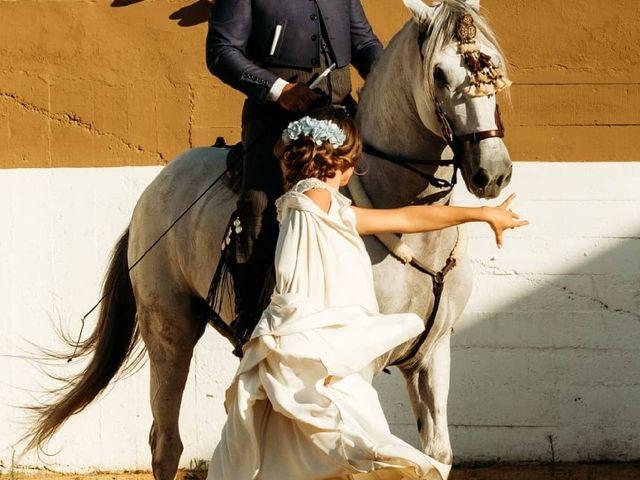 La boda de Isaac y Amanda en La Linea De La Concepcion, Cádiz 6