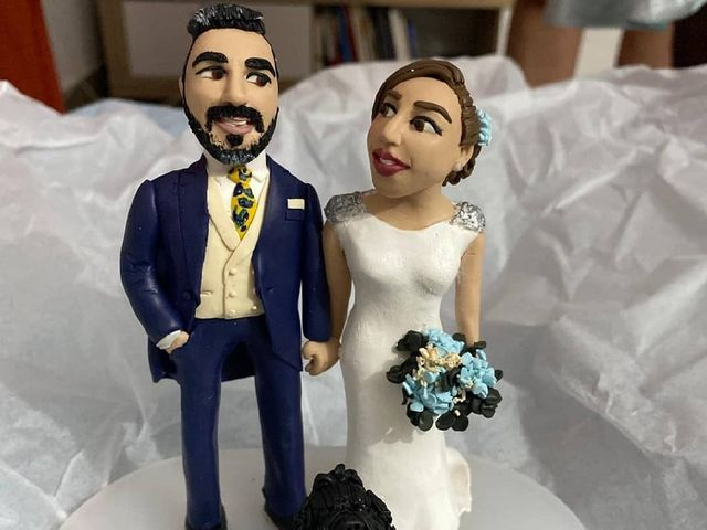 La boda de Isaac y Amanda en La Linea De La Concepcion, Cádiz 8