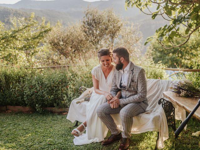 La boda de María y Albert en Tagamanent, Barcelona 7