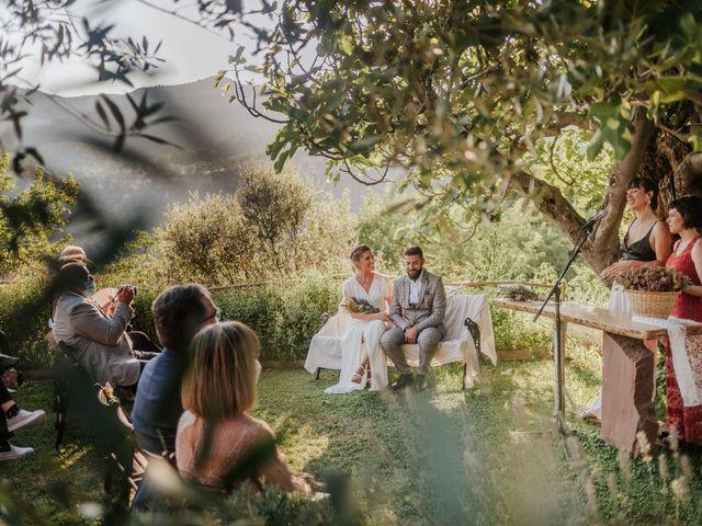 La boda de María y Albert en Tagamanent, Barcelona 8