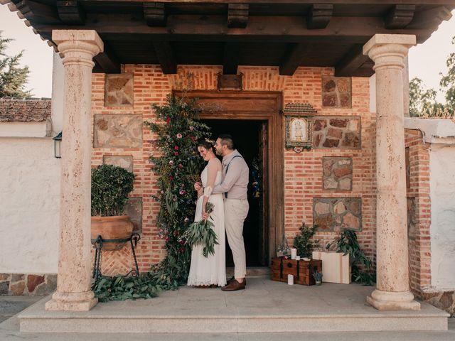 La boda de Fran y Diana en Ciudad Real, Ciudad Real 38