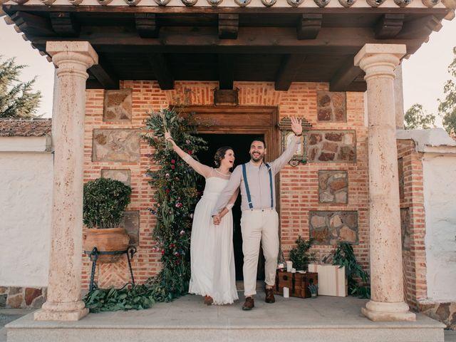 La boda de Fran y Diana en Ciudad Real, Ciudad Real 42