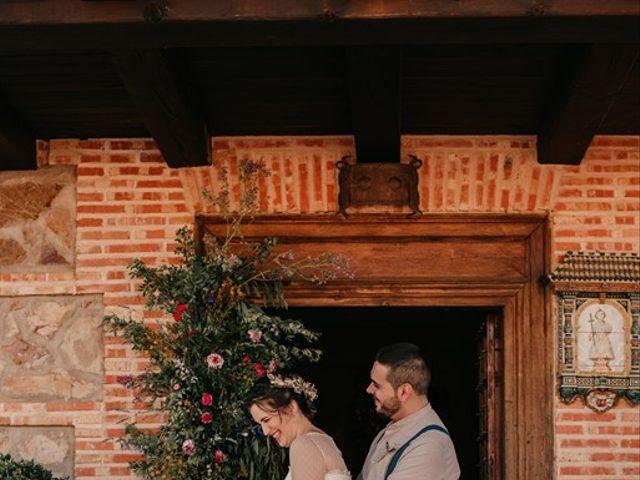 La boda de Fran y Diana en Ciudad Real, Ciudad Real 45