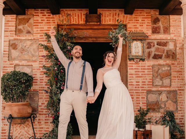 La boda de Fran y Diana en Ciudad Real, Ciudad Real 52