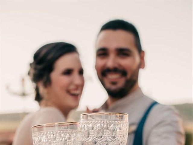 La boda de Fran y Diana en Ciudad Real, Ciudad Real 77