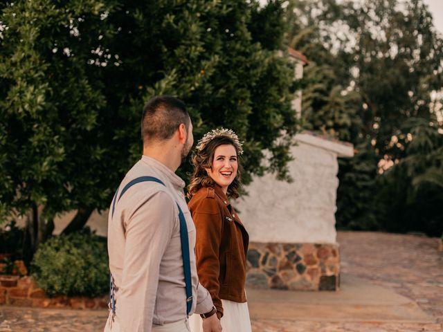 La boda de Fran y Diana en Ciudad Real, Ciudad Real 124