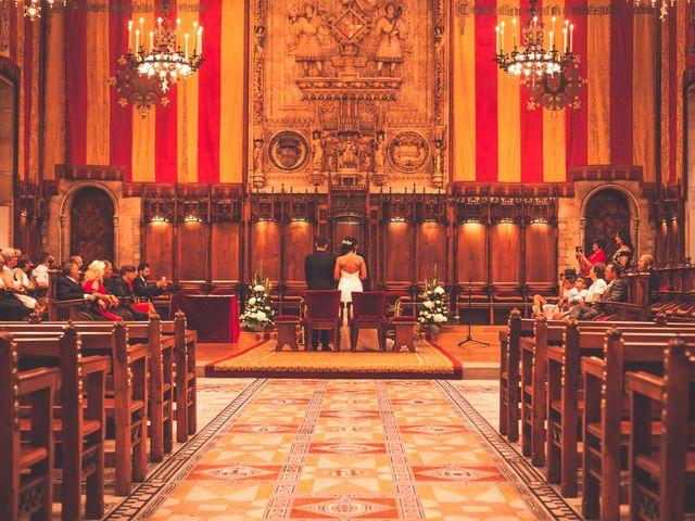 La boda de Jonatan y Robertina en Barcelona, Barcelona 25