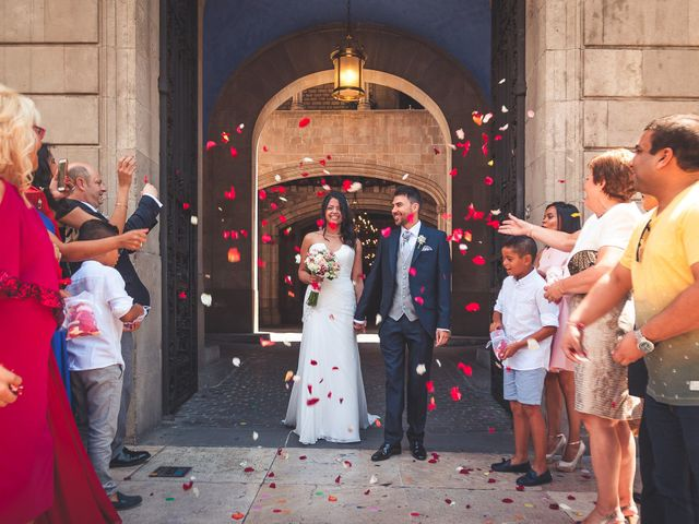 La boda de Jonatan y Robertina en Barcelona, Barcelona 29