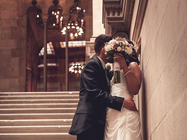 La boda de Jonatan y Robertina en Barcelona, Barcelona 33
