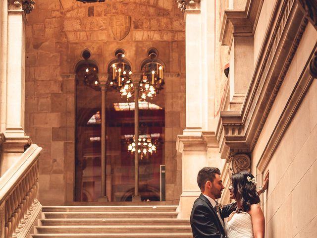 La boda de Jonatan y Robertina en Barcelona, Barcelona 34