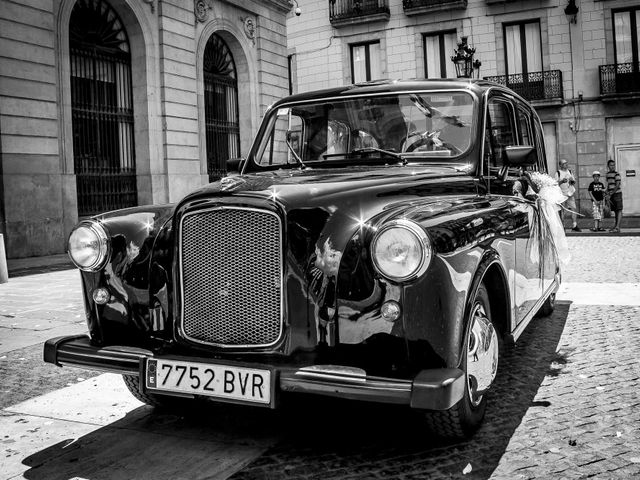 La boda de Jonatan y Robertina en Barcelona, Barcelona 38