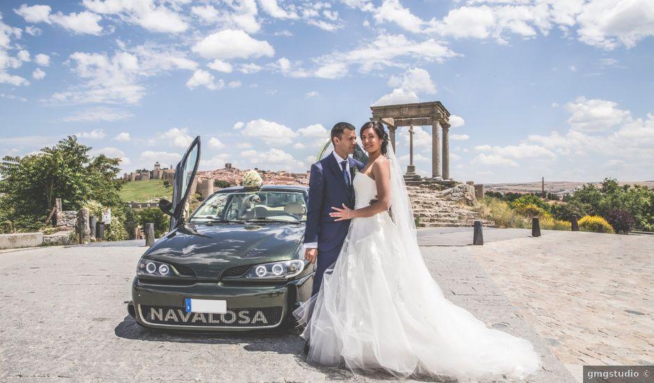 La boda de Kimy y Sara en Ávila, Ávila