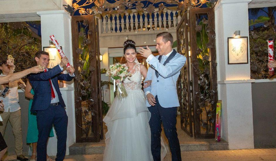 La boda de Manuel  y Nereida en Beniparrell, Valencia