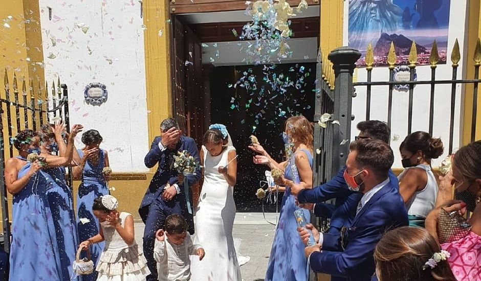 La boda de Isaac y Amanda en La Linea De La Concepcion, Cádiz
