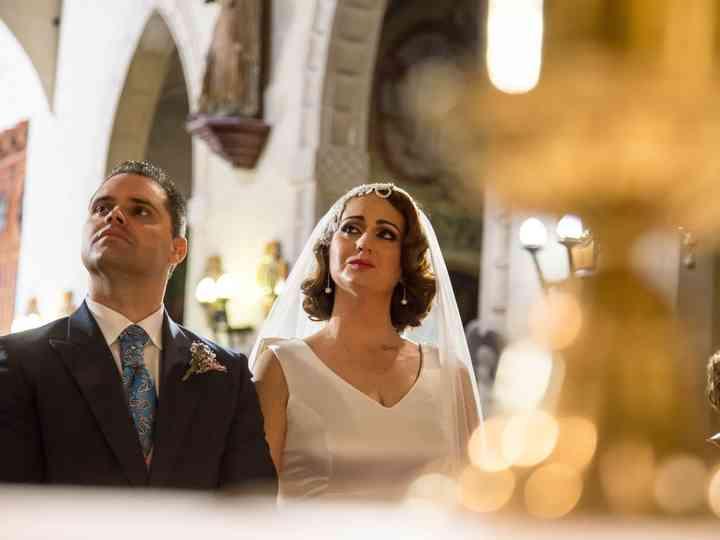 La boda de María Jose y Gonzalo