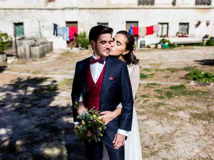 La boda de Monica y Iván