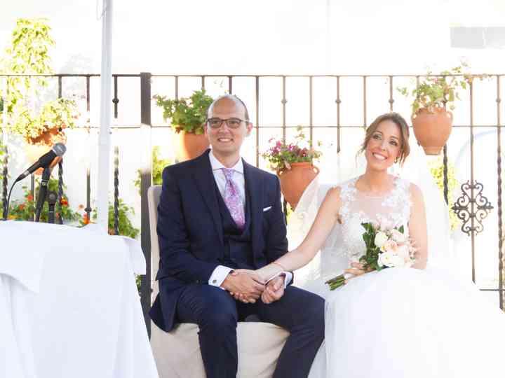 La boda de Maria Jose y Miguel