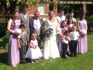La boda de Karen y john 2