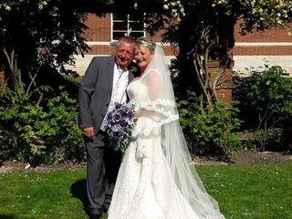 La boda de Karen y john 1