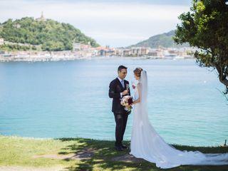 La boda de Katya y Millán
