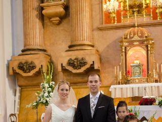 La boda de Luis y Carmen 2