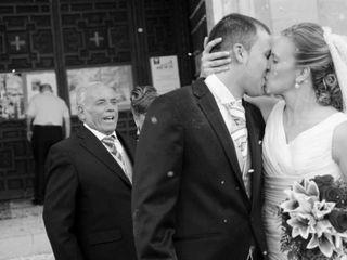 La boda de Luis y Carmen