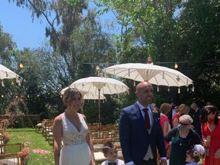 La boda de Irene  y Jorge 1