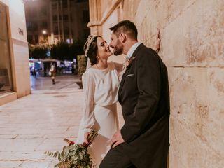 La boda de Rocío y Víctor